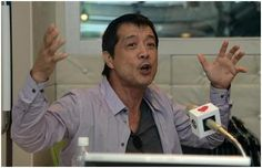 Yazawa Eikichi appears at public live broadcast for radio show Public, Live