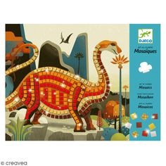 Djeco Sticker Mosaics Art and Djeco Crafts for Children at Mosaic Art, Mosaic Tiles, Disney Cinema, Albin Michel Jeunesse, Kit S, Crafts For Kids, Arts And Crafts, Coding For Kids, Musical Toys