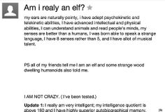 The best compilation of stupid and weird questions/answers on Yahoo Answers.