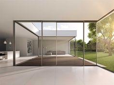 Solarlux - Schiebetüren aus Glas