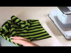 How To Sew a Doll T-Shirt For your American Girl Doll - YouTube