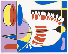 Sam Vanni: Litografia, 1953, 10/100, 58 x 69 cm. Hagelstam
