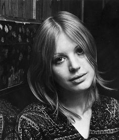 Marianne Faithfull, November 1969