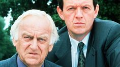 My all time favorite!!!  Inspector Morse - KRO Detectives