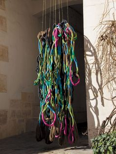 Itinerant Artist:Sheila Hicks | American Craft Council