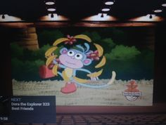 Dora the Explorer Best Friends DVD on date 2002