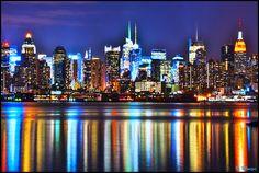 New York City, I love you