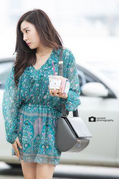 Team ☆ εїз TaeTae εїз (150725 Tiffany @ Icheon Airport。(via zommii)...)