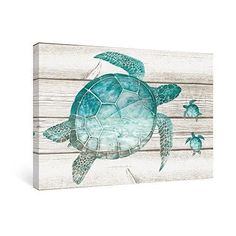 ⚜️ Add charm to your home with SUMGAR Wall Art Bathroom Blue Ocean Pictures Coastal Beach Canvas Paitings Teal Sea Turtle Wall Decor Turquoise Framed Artwork Gray Grey Prints Marine Life Bedroom Nursery inch from Ocean Canvas, Beach Canvas, Wall Canvas, Canvas Prints, Blue Canvas, Canvas Frame, Teal Wall Decor, Aqua Decor, Coastal Decor