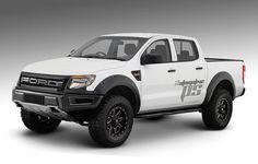 Ford Australia พัฒนา Ranger Raptor และ Ranger FX4