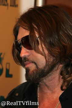 Billy Ray Cyrus, Backstage Movieguide Awards Gifting Suite