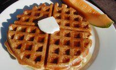 GF Apple Waffles