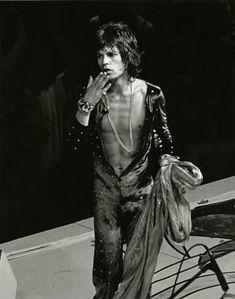 #Annie Leibovitz Photography~Mick Jagger - www.iheardtheyeatcigarettes.com