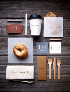 { t } telegraphe cafe on Behance