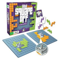 City Square Off: Toys & Games