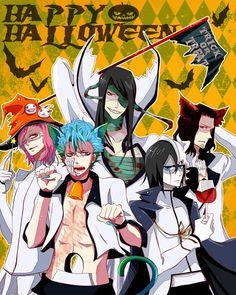 Espada Bleach Halloween