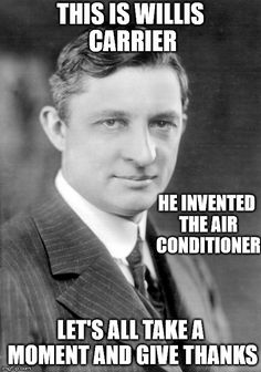 An HVAC unit is a valuable system in many homes. An HVAC system helps people keep their homes at a temperature that's comfortable. Animals Doing Funny Things, Summer Humor, Funny Memes, Jokes, I Really Appreciate, Joke Of The Day, Take That, Let It Be, Find People
