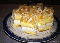 Ciasto z serków Danio.