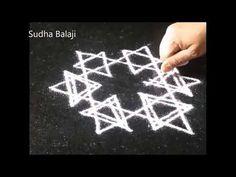 Skanda Sashti Viratham and Karthigam Deepam are two important festivals that are celebrated in Tamil Nadu after Diwali. Skanda Sashti Viratham starts on the . Rangoli With Dots, Simple Rangoli, Dot Rangoli, Indian Rangoli, Diwali Rangoli, Padi Kolam, Small Rangoli Design, Pooja Rooms, Floor Art