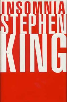 Insomnia - By Stephen King By far one of my very fav books, I never get tired of Ralph Roberts! Stephen Kings, Stephen King Books, I Love Books, Good Books, Books To Read, My Books, Camaro Rs, Ex Libris, Film Music Books