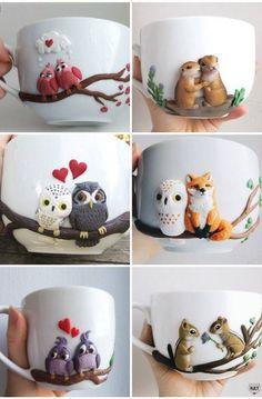12527726_200233310354109_1230837058_n Crafts To Sell, Mugs, Tableware, Things To Sell, Stuff Stuff, Dinnerware, Tumblers, Tablewares, Mug
