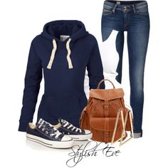 """Alaa."" by stylisheve on Polyvore fall comfy casual"
