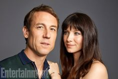 At EW's photo studio in San Diego, the cast of Starz's 'Outlander' came together for a dreamy, exclusive photo shoot
