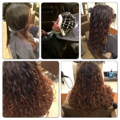 Permanent: Shlomi Ruimi. Perms, Dreadlocks, Hair Styles, Color, Beauty, Colour, Beleza, Dreads, Hair Looks