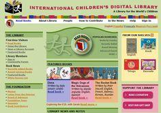 Free Children's books from around the world