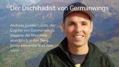 German media is confirming that Germanwings co-pilot Andreas Gunter Lubitz had converted to Islam.