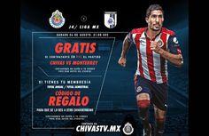 @REDreziztenCIA: #aki2016 #SomosCa3rones #gdl #tvonline @Chivas vs ...