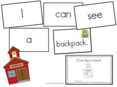 Mrs. Wills Kindergarten FREE pocket chart acitivity