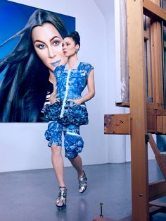 """""""An Artist's Spring"""" 