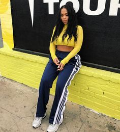 Welcome to adidas Shop for adidas shoes, clothing and view new collections for adidas Originals, running, football, training and much more. Bad And Boujee Outfits, Edgy Outfits, Summer Outfits, Cute Outfits, Fashion Outfits, Kourtney Kardashian, Classy Casual, Casual Looks, Heather Sanders
