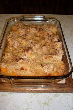 Any Fruit Cobbler for Crust Lovers, fresh from the oven.