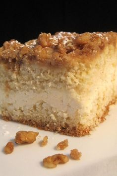 The Rise Of Private Label Brands In The Retail Meals Current Market Polish Cream Cheese Coffee Cake Not Only Was This Easy To Make It Tastes Wonderful I Appreciate The Simple And Uncomplicated Tastes Of This Coffee Cake. Polish Desserts, Polish Recipes, Just Desserts, Polish Food, Fall Desserts, Baking Recipes, Cake Recipes, Dessert Recipes, Cream Cheese Coffee Cake