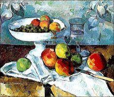 Fruit Artwork Paul Cezanne Ideas For 2019 National Gallery Of Art, Art Gallery, Paul Cezanne, Cezanne Art, Cezanne Still Life, Still Life Fruit, Fruit Painting, Free Art Prints, Post Impressionism
