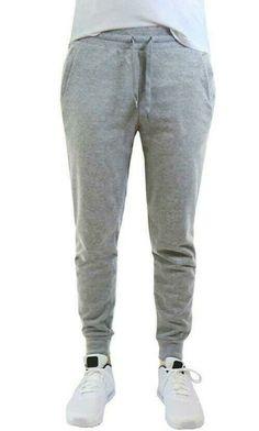 Verde Mens Ribbed Cuff Jogger Sweatpants size XL  Verde  ActivewearPants bc6e8e5c897