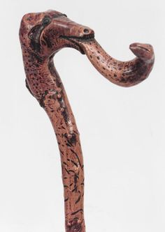 English Victorian accessories cane wood