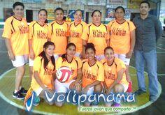 Campeonas equipo de Penonomé