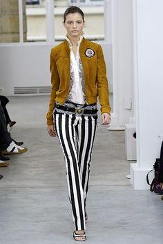 Balenciaga Spring 2006 Ready-to-Wear Fashion Show - Jeisa Chiminazzo