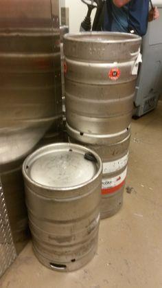 Rifornimenti di birra al Madison Square Garden
