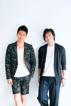 エンターテイナーの条件 - 武井壮(百獣の王)× 三浦大知(ミュージシャン) | TOKYO PAPER for Culture