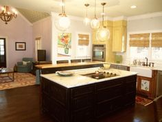 fun kitchen!
