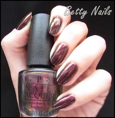 opi swatches http://betty-nails.blogspot.pt/2013/11/opi-san-francisco-collection-swatches.html