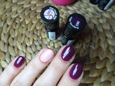Manicure hybrydowy czy tradycyjny? - Niebieskoszara - fit blog młodej mamy