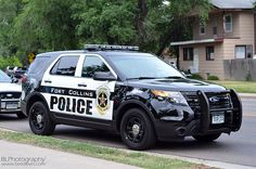 ◆Fort Collins, ?? PD 2014 Ford Police Interceptor Utility◆
