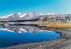 La patagonia.