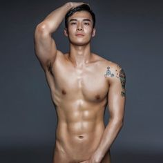 Male Asian Body