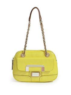 Guess Handbag Aleena Shoulder Bag 80